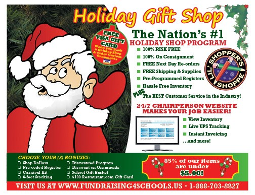 <p>FREE Visa Gift Card for Ordering Holiday Shop and Ornaments!</p>