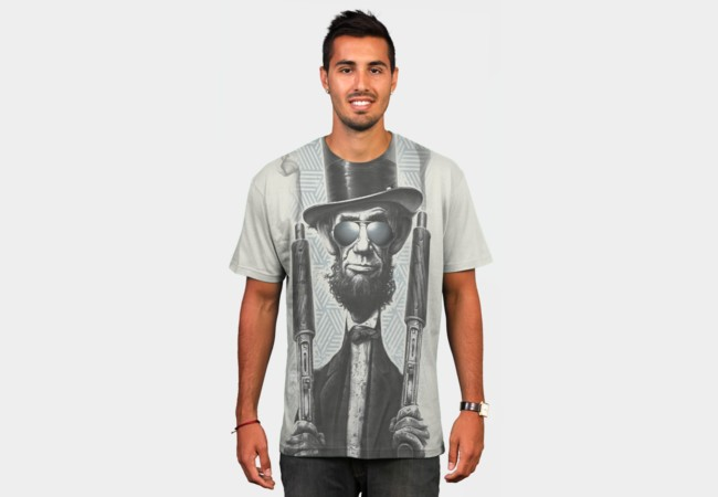 <h5>Bad Lincoln T Shirt</h5><p>Don&#039;t Mess With Abe Lincoln! </p>