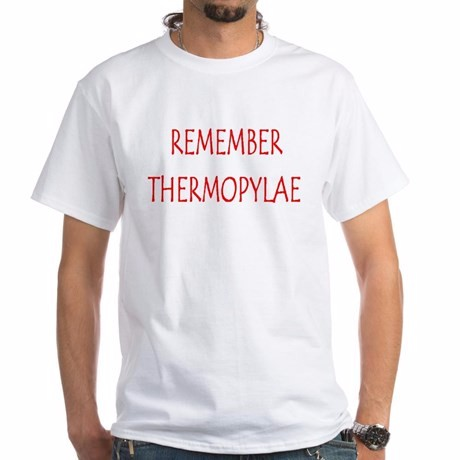 <h5>Remember Thermomylae T Shirt</h5><p>Remember Thermomylae T Shirt</p>
