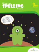 <h5>3rd Grade Spelling Workbook</h5><p>This 3rd Grade Spelling Workbook is printable. This workbook is packed with challenging third grade spelling words that your child can practice writing and applying to his or her vocabulary.</p>