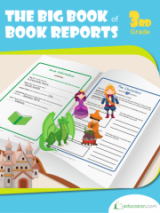 <h5>3rd Grade Book Reports Workbook</h5><p>This 3rd Grade Book Reports Workbook is printable. Make book reports a breeze with this workbook that contains plenty of pages for kids to thoroughly investigate and write about a book.</p>