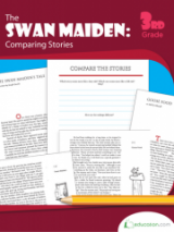 <h5>3rd Grade Comparing Stories Workbook</h5><p>This 3rd Grade Comparing Stories Workbook is printable. Read two similar stories and see what two very different cultures can have in common when it comes to storytelling. </p>
