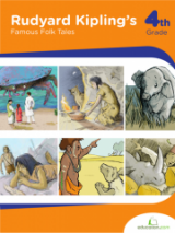 <h5>4th Grade Folk Tales Workbook</h5><p>This 4th Grade Folk Tales Workbook is printable. This workbook is an abridged collection of classic Rudyard Kipling tales is paired with coloring pages and reading comprehension activities that will challenge and entertain your young reader.</p>