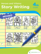 <h5>4th Grade Story Writing Workbook</h5><p>This 4th Grade Story Writing Workbook is printable. Perfect for extremely imaginative kids, this workbook keeps thinking on its toes.</p>