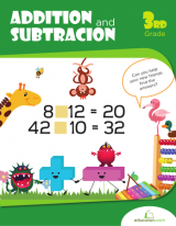 <h5>3rd Grade Addition and Subtraction Workbook</h5><p>This 3rd Grade Addition and Subtraction Workbook is printable. Brush up on addition and subtraction with these math worksheets that will challenge your third grader.</p>