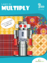 <h5>3rd Grade Learn To Multiply Workbook</h5><p>This 3rd Grade Learn To Multiply Workbook is printable. This workbook offers a good range of multiplications activities to strengthen your third grader&#039;s math muscles.</p>