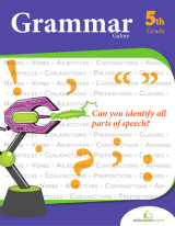 <h5>5th Grade Grammar Worbook</h5><p>This 5th Grade Grammar Workbook is printable. Get your fifth grader clued into advanced grammar. She&#039;ll get to edit a few improper sentences, work on different parts of speech, and practice using correct punctuation marks.</p>