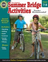 <h5>7th Grade to 8th Grade Summer Workbook</h5><p>Get ready for 8th Grade! Activities to get your child ready to GO, GO, GO!</p>