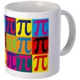 <h5>Math Teacher Pop Art Pi Coffee Mug</h5><p>Math Teacher Pop Art Pi Coffee Mug.</p>