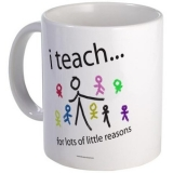 <h5>I Teach For Lots Of Little Reasons Coffee Mugs</h5><p>I Teach For Lots Of Little Reasons Coffee Mugs.</p>