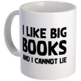 <h5>I Like Big Books and I Cannot Lie Coffee Mug</h5><p>I Like Big Books and I Cannot Lie Coffee Mug.</p>