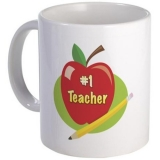 <h5>#1 Teacher Coffee Mug</h5><p>#1 Teacher Coffee Mug.</p>