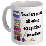 <h5>Teachers Make All Other Occupations Possible Coffee Mug</h5><p>Teachers Make All Other Occupations Possible Coffee Mug.</p>
