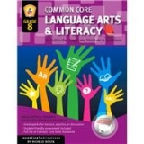 <h5>Grade 8 Common Core LA Literacy</h5><p>Grade 8 Common Core LA Literacy Workbook.</p>