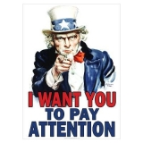 <h5>Pay Attention Poster</h5><p>I want you to pay attention.</p>