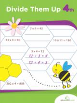 <h5>Divide Them Up Workbook</h5><p>4th Grade Printable Math Workbook</p>