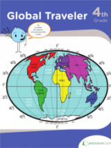 <h5>Global Traveler Math Workbook</h5><p>4th Grade Printable Math Workbook</p>