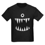 <h5>Monsta Original T-Shirt</h5><p>Kid&#039;s Halloween T Shirt</p>