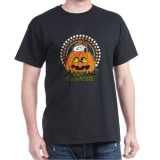 <h5>Snoopy and Woodstock Pumpkin T-Shirt</h5><p>Men&#039;s Halloween T Shirt</p>