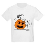 <h5>Snoopy Jack O&#039; Lantern Kids T-Shirt</h5><p>Kid&#039;s Halloween T Shirt</p>