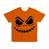 <h5>Halloween Pumpkin Face T Shirt</h5><p>Men&#039;s All Over Print T-Shirt.</p>