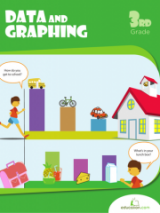 <h5>Data and Graphing Workbook</h5><p>3rd Grade Math Workbook Printable</p>