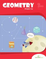 <h5>Geometry Workbook</h5><p>3rd Grade Math Workbook Printable</p>
