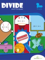<h5>Divide Workbook</h5><p>3rd Grade Math Workbook Printable</p>
