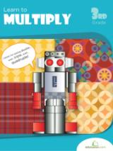<h5>Learn To Multiply Workbook</h5><p>3rd Grade Math Workbook Printable</p>