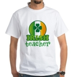 <h5>Irish Teacher T Shirt</h5>
