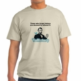 <h5>Don&#039;t Retweet It T Shirt</h5><p>Those who forget history are doomed to retweet it!</p>