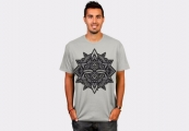 <h5>Geometric Flower T Shirt</h5><p>Geometric Flower T Shirt</p>