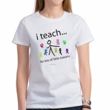 <h5>I Teach For Lots of Little Reasons T Shirt</h5><p>I Teach For Lots of Little Reasons T Shirt</p>