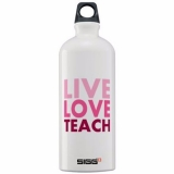 <h5>Live Love Teach Water Bottle</h5><p>Live Love Teach Water Bottle</p>