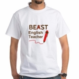 <h5>Beast English Teacher T Shirt</h5><p>Beast English Teacher T Shirt</p>