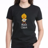 <h5>Math Chick T Shirt</h5><p>Math Chick T Shirt</p>