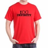 <h5>I Love Infinity T Shirt</h5><p>I Love Infinity T Shirt</p>