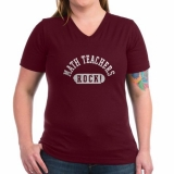 <h5>Math Teachers Rock T Shirt</h5><p>Math Teachers Rock T Shirt</p>