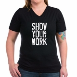 <h5>Show Your Work T Shirt</h5><p>Show Your Work T Shirt</p>