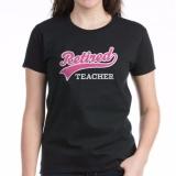 <h5>Retired Teacher Black Pink  Tee</h5><p>Retired Teacher Black Pink  Tee</p>
