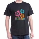 <h5>Hibiscus Retired Teacher T-Shirt</h5><p>Hibiscus Retired Teacher T-Shirt</p>