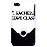<h5>Teachers Have Class iPhone Case</h5><p>Teachers Have Class iPhone Case</p>