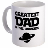 <h5>Greatest Dad In The Universe Mug</h5><p>Greatest Dad In The Universe Mug</p>