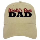 <h5>World&#039;s Best Dad Cap</h5><p>World&#039;s Best Dad Cap</p>