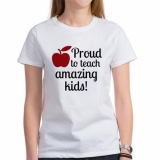 <h5>Proud To Teach Amazing Kids T Shirt</h5><p>Proud To Teach Amazing Kids T Shirt</p>