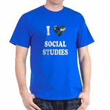 <h5>I Love Social Studies T Shirt</h5><p>I Love Social Studies T Shirt</p>