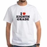 <h5>I Love 8th Grade T Shirt</h5><p>I Love 8th Grade T Shirt</p>