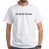 <h5>8th Grade Teacher T Shirt</h5><p>8th Grade Teacher T Shirt</p>
