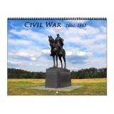 <h5>Civil War Battles Calendar</h5><p>Civil War Battles Calendar</p>