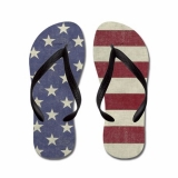 <h5>Vintage 4th of July Flip Flops</h5><p>Vintage 4th of July Flip Flops</p>